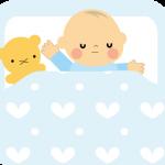 新生児一過性多呼吸とは?その原因や症状は?後遺症はあるの?