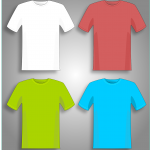 数字と英語が組み合わさった洋服の着丈の表記サイズについて