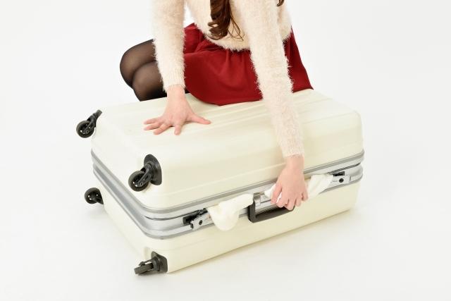 重くて多くて入りきらない!旅行の荷物をスッキリまとめるコツ
